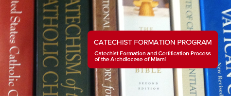 Online Catechist Formation Courses